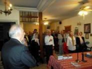 یکصد و سی و هفتمین( 137 )  نشست انجمن فرهنگی مهرگان برگزار شد